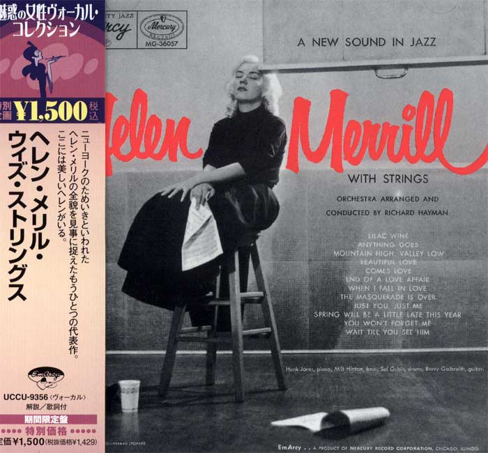 Helen Merrill With Strings image